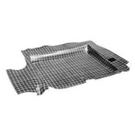 Heavy Duty Rubber Mat (Plaid)