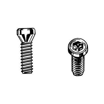 1964-6 Inside Door Handle & Window Crank Screws (Bulk - Min. order qty 100)