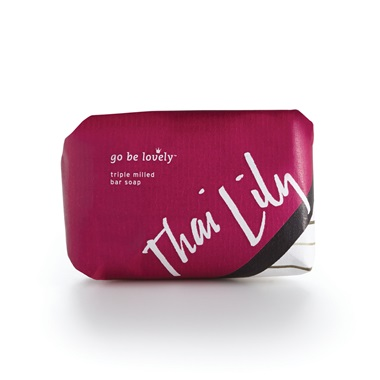 Thai Lily Demi Bar Soap
