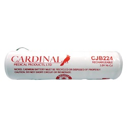 5 Volt Rechargeable Battery - Cardinal