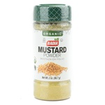 Mustard Powder (Organic) - 2oz