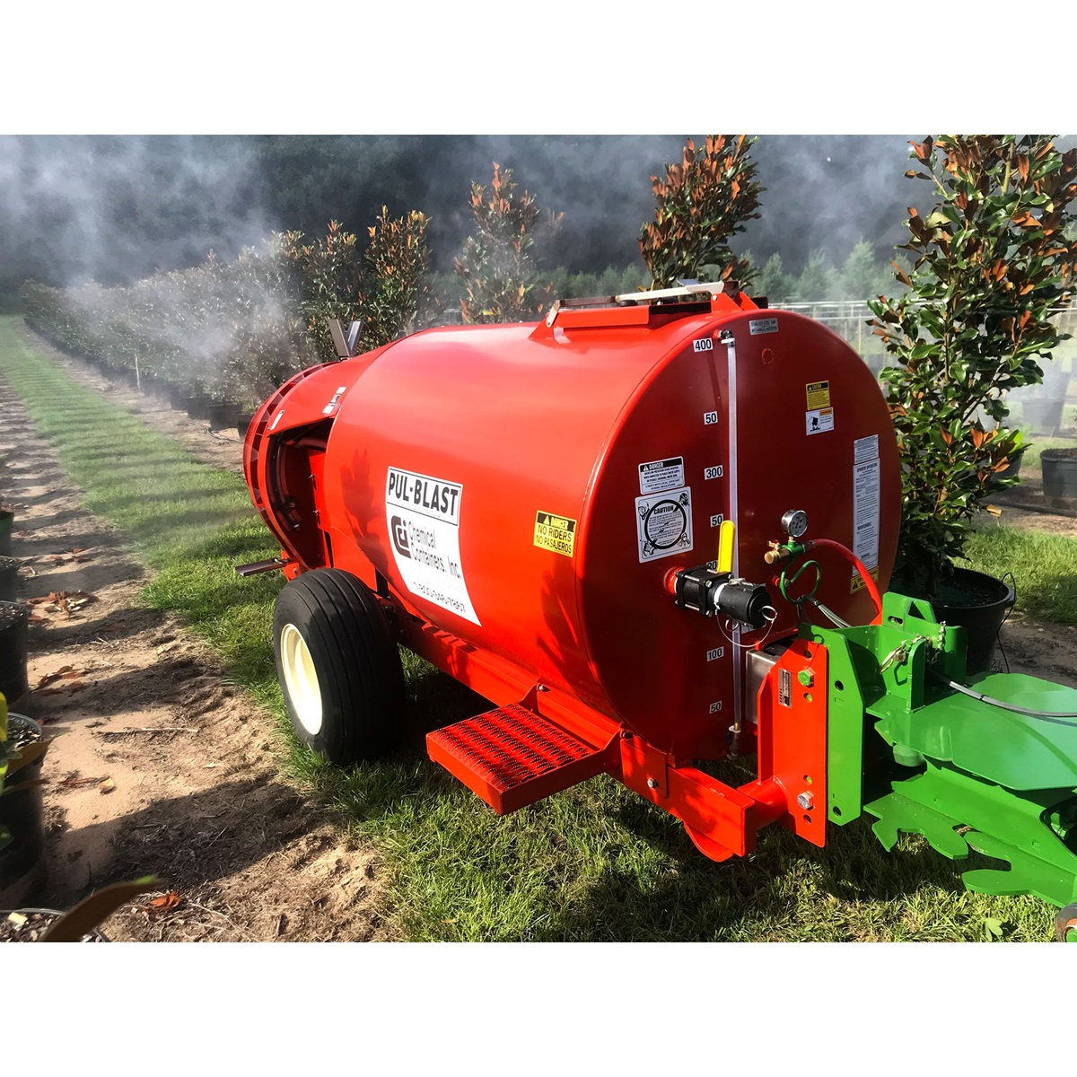 CCI - Rears Narrow 400 Gallon Pul-Blast 28
