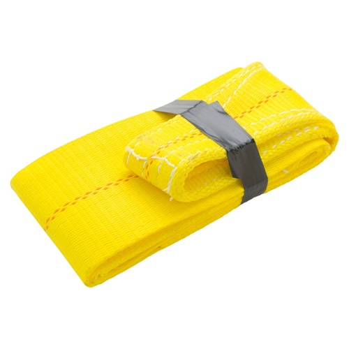 "4"" x 3' 24K Heavy Duty Tie Down Strap with Sewn Loop"