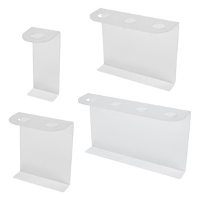 32oz Boston Rd Dispenser Brackets, Frosted