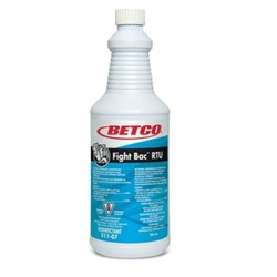 Betco Fight Bac RTU - 32oz. Bottle