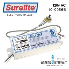 Ballast: Surelite™ Variable 120v 50/60Hz RoHS