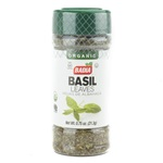 Basil Leaves (Organic) - .75oz