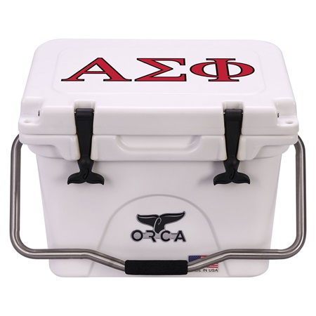 Alpha Tau Omega White 20 Quart