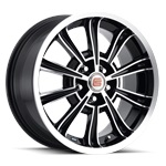 Shelby CS66 18x9.5 - Black
