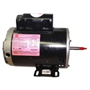 PUMP MOTOR: 1.5HP 230V 2-SPEED 56 FRAME THRU BOLT 6.5""