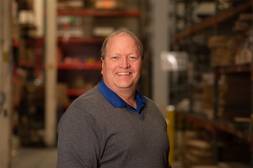 Todd Wheeler, Director of Engineering