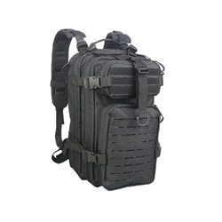 Lightning X Small Tactical Assault Backpack - Stealth Black