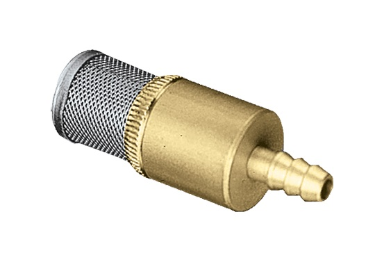 MTM Hydro Stainless & Brass Chemical Filter with Check Valve