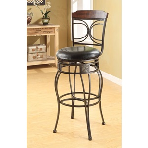 96047 SWIVEL BAR CHAIR