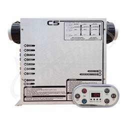 CONTROL: C5-T 240V WITH 5.0KW HEATER AND TOPSIDE