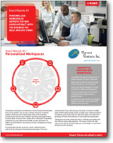 Personalized Workspaces Brochure