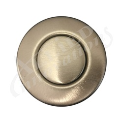 AIR BUTTON TRIM: #15 CLASSIC TOUCH, BRUSHED BRONZE PVD