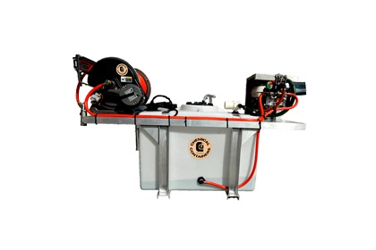110 Gallon Pest Control Skid Sprayer