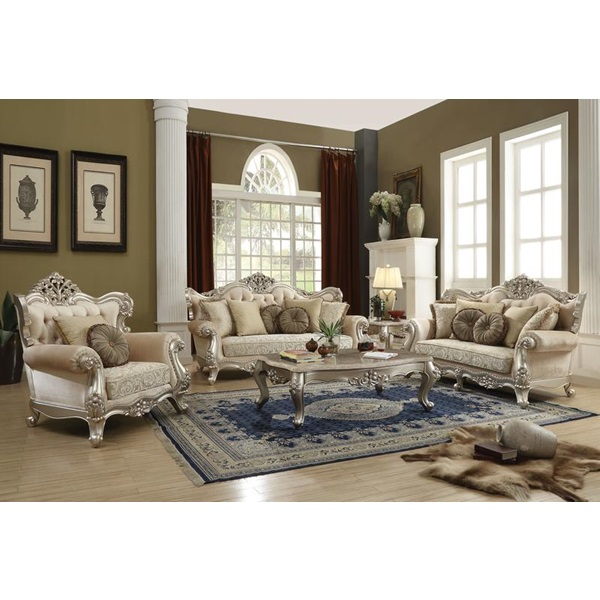 Fabulous Acme Furniture 50661 Loveseat Ocoug Best Dining Table And Chair Ideas Images Ocougorg