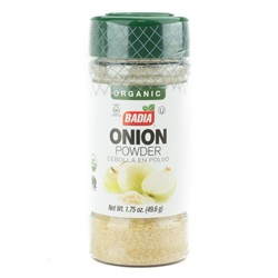 Onion Powder (Organic) - 1.75oz