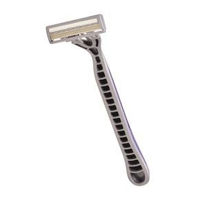 NWI Triple Blade Razor with Lube Strip