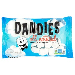 Dandies Vegan Marshmallows - 10oz