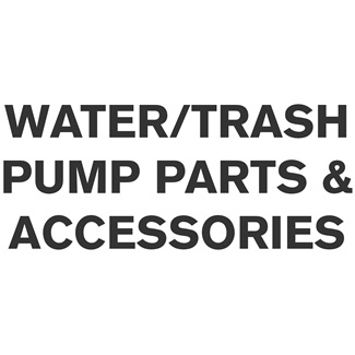 Water/Trash Pump Parts & Accessories