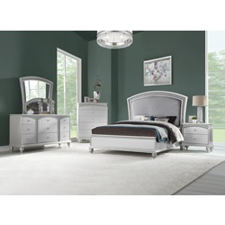 21794CK Maverick California King Bed