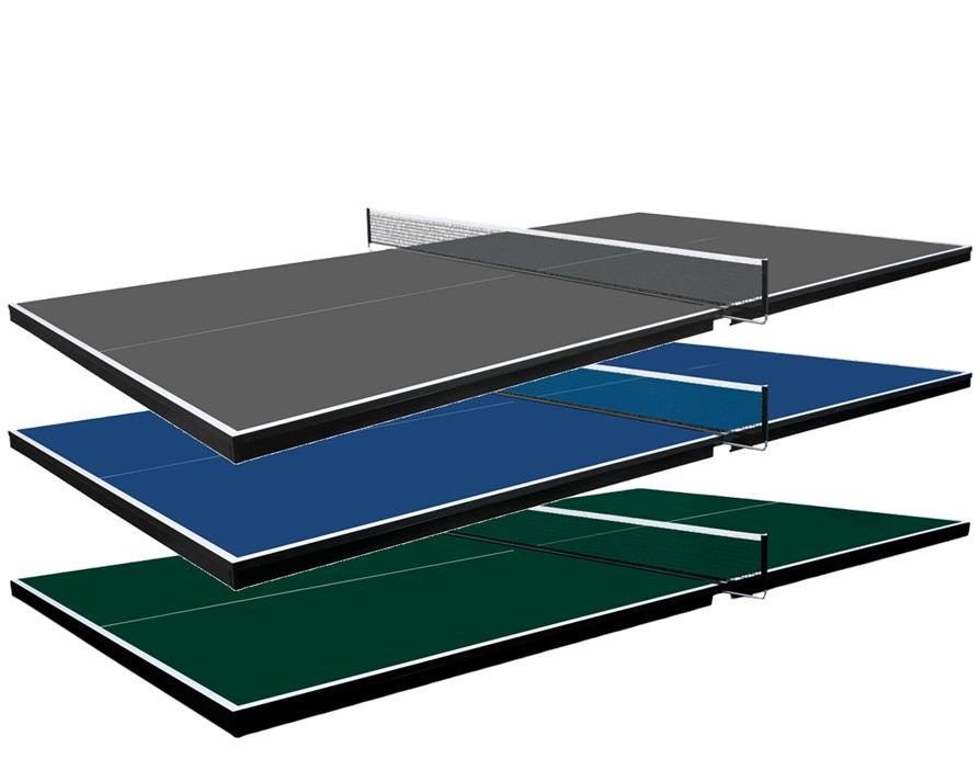 Attirant Pool Table Conversion Top