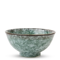 "MASHIKO GREEN 6.25"" BOWL"