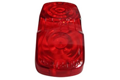Red Led Marker Trailer Light Replacement Lens