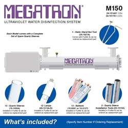 Megatron Automatic M150 - Included Accessories