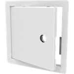 Architectural Access Door with Flange, Mortise Lock Prep