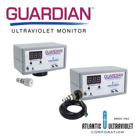 Guardian Ultraviolet Monitors
