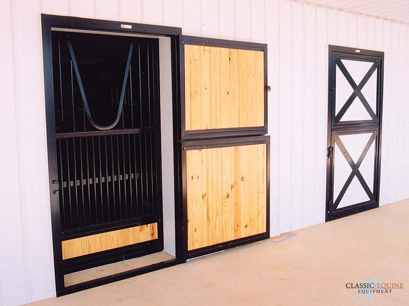 Paddock Dutch Doors