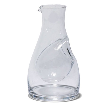 Cold Sake 19 Oz. Glass Bottle