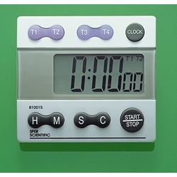 4 Channel Timer (Sper Scientific 810015)