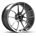 Shelby CS21 19x10.5 - Brushed Clear