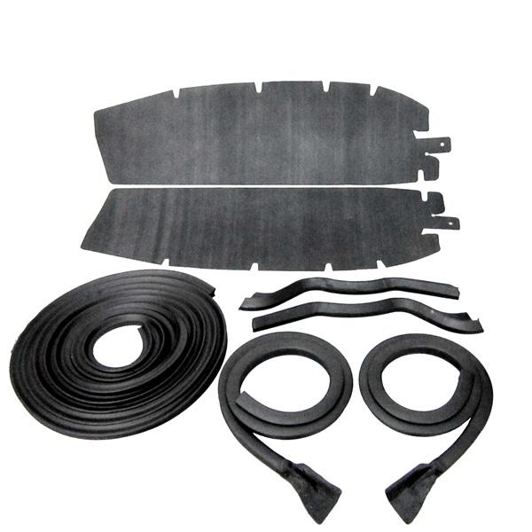 Steele Rubber Products Front Door Weatherstrip
