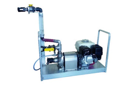CCI Portable Injection System