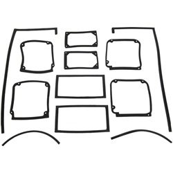 Taillight gasket kit