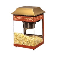 Star Mfg. J4R Mini JetPopcorn Machine