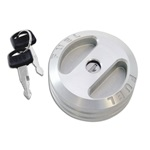 2005-09 Mustang Billet Locking Fuel Cap