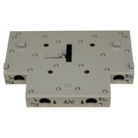 Aux Contact Block, Side Mount