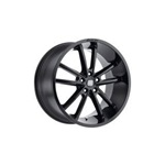 Shelby CS2 20x11 - Black