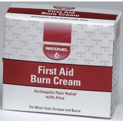 FIRST AID CREAM  25 PACK DISPENSER