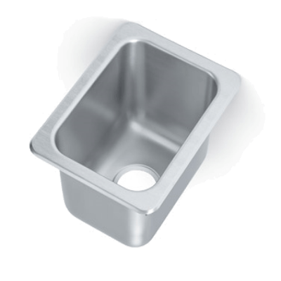 Vollrath 101-1-1 Drop-In Sink One Compartment