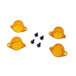 64-66 Instrument Panel Light Filters (Amber/Yellow)