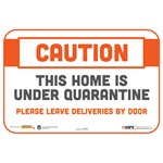 BeSafe Messaging Commercial Wall Decals