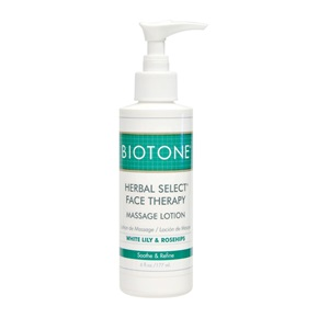 BIOTONE® Herbal Select Face Therapy Massage Lotion